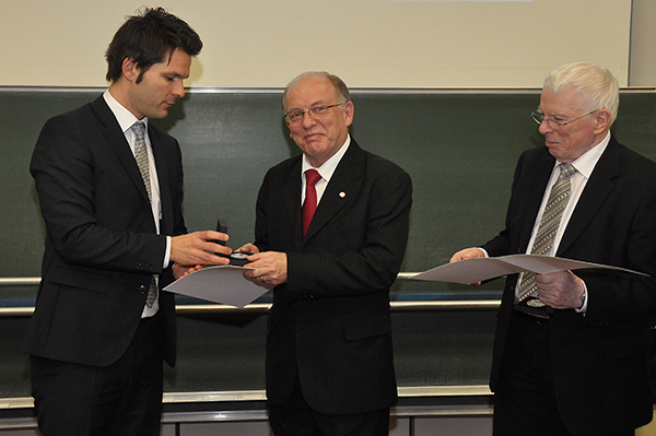 Georg Schlesinger award